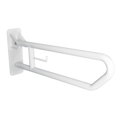 BG0800 Дръжка за тоалетна, с държач за тоалетна  хартия, до 120 кг., Аксесоари за инвалиди  BG0800 Дръжка за тоалетна, с държач за тоалетна  хартия, до 120 кг.
