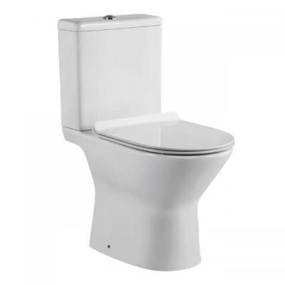 M-101 Porto Моноблок, бял, задно оттичане, Моноблокове M-101 Porto WC set