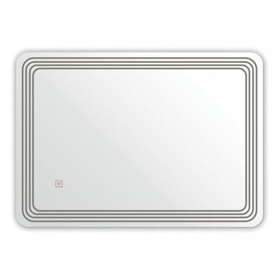"""LED огледало, 80*60 cm, с-ма  """"touch screen"""" и система против замъгляване,, LED Огледала ebe01b09"""