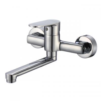 Стенен смесител за умивалник, месинг, ф35, Стенни fbb41ad4