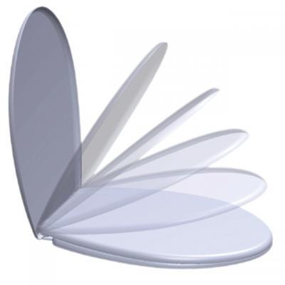 Капак за тоалетна чиния, soft close, Fedelek 34a61c05