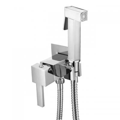 Новара смесител за вграждане с хигиенен душ, За вграждане, Хигиенни душове 572e1694