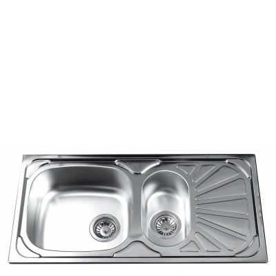 1111874 Хром - никелова мивка, Умивалници 14331a73