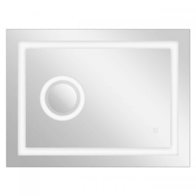 """LED огледало с вградена система за осветление """"touch screen"""" и система против замъгляване, размер 80*100cm, LED Огледала SP-3053B LED огледало touch screen 80*100cm"""